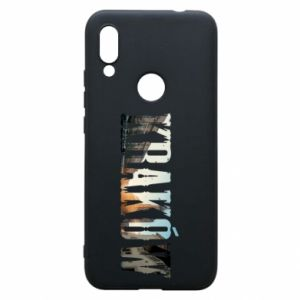 Phone case for Xiaomi Redmi 7 Krakow
