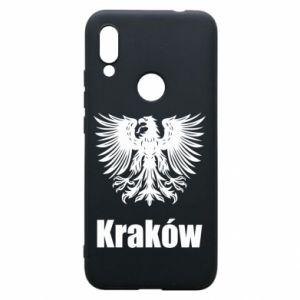 Etui na Xiaomi Redmi 7 Kraków - PrintSalon