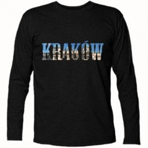 Long Sleeve T-shirt Krakow