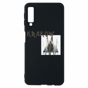 Phone case for Samsung A7 2018 Krakow