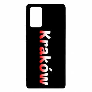 Samsung Note 20 Case Krakow