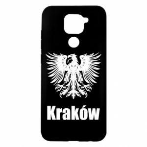 Xiaomi Redmi Note 9 / Redmi 10X case % print% Krakow