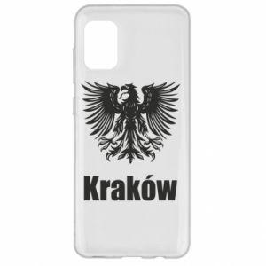 Samsung A31 Case Krakow