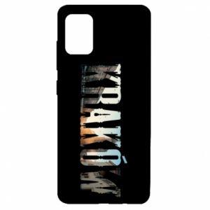 Samsung A51 Case Krakow