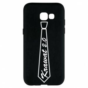 Phone case for Samsung A5 2017 Krawat 2.0