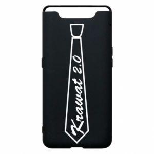 Samsung A80 Case Krawat 2.0