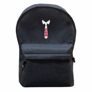 Plecak z przednią kieszenią Krawat Sylwestrowy