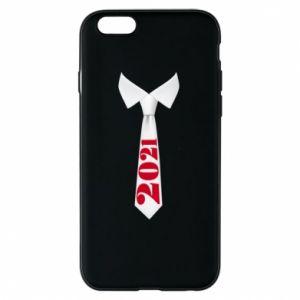 Etui na iPhone 6/6S Krawat Sylwestrowy