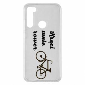 Xiaomi Redmi Note 8 Case I ride a bike