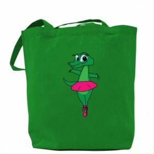 Bag Crocodile-ballerina