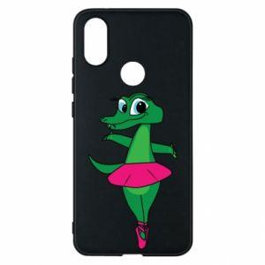 Etui na Xiaomi Mi A2 Krokodyl-balerina