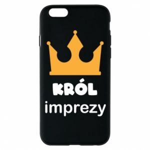 Phone case for iPhone 6/6S Party king - PrintSalon