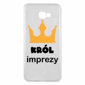 Phone case for Samsung J4 Plus 2018 Party king