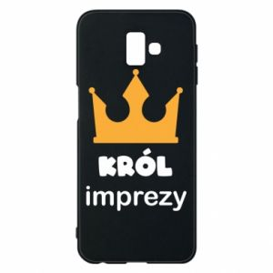 Phone case for Samsung J6 Plus 2018 Party king