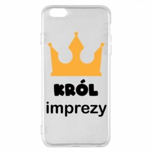 Phone case for iPhone 6 Plus/6S Plus Party king