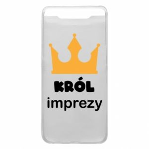 Phone case for Samsung A80 Party king - PrintSalon