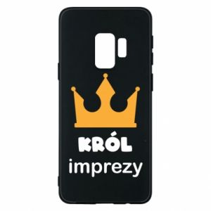 Phone case for Samsung S9 Party king - PrintSalon