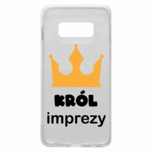 Phone case for Samsung S10e Party king