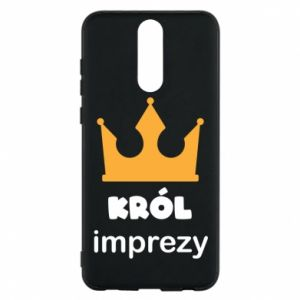 Phone case for Huawei Mate 10 Lite Party king - PrintSalon