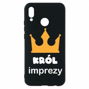 Phone case for Huawei P20 Lite Party king