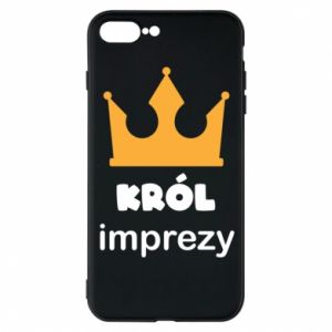 Phone case for iPhone 7 Plus Party king