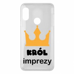 Phone case for Mi A2 Lite Party king