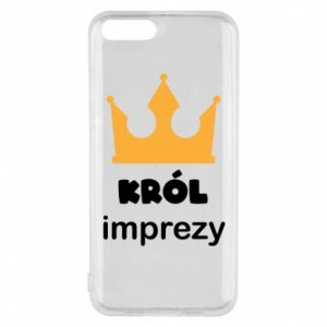 Phone case for Xiaomi Mi6 Party king