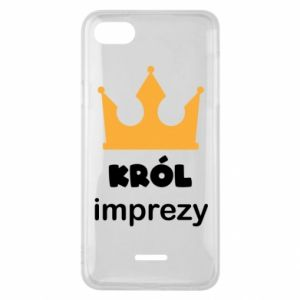 Phone case for Xiaomi Redmi 6A Party king