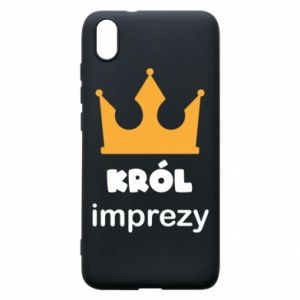 Phone case for Xiaomi Redmi 7A Party king