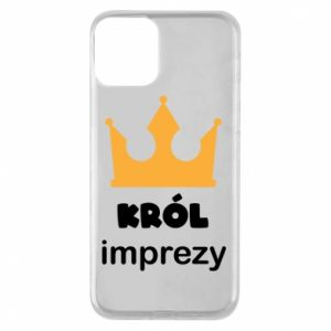 Phone case for iPhone 11 Party king - PrintSalon
