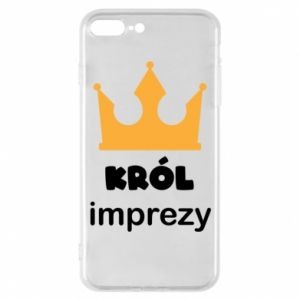Phone case for iPhone 8 Plus Party king