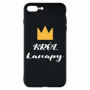 Etui do iPhone 7 Plus Król kanapy