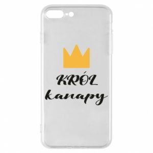 Etui na iPhone 8 Plus Król kanapy