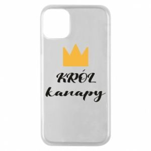 Etui na iPhone 11 Pro Król kanapy