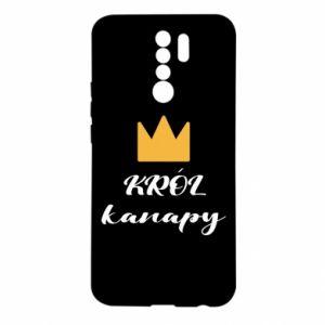Etui na Xiaomi Redmi 9 Król kanapy