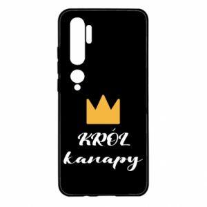 Etui na Xiaomi Mi Note 10 Król kanapy