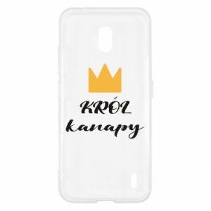 Etui na Nokia 2.2 Król kanapy