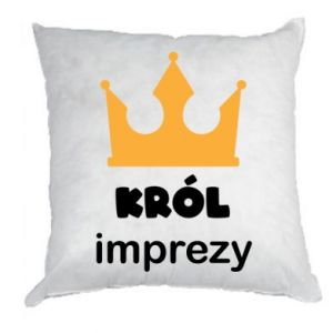 Pillow Party king