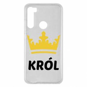 Etui na Xiaomi Redmi Note 8 Król