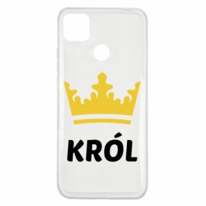 Etui na Xiaomi Redmi 9c Król