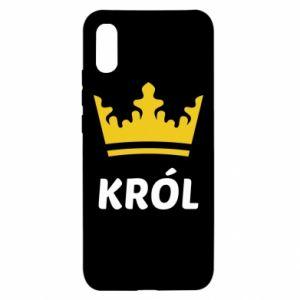 Etui na Xiaomi Redmi 9a Król