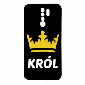 Etui na Xiaomi Redmi 9 Król