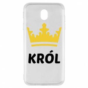 Etui na Samsung J7 2017 Król
