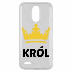 Etui na Lg K10 2017 Król