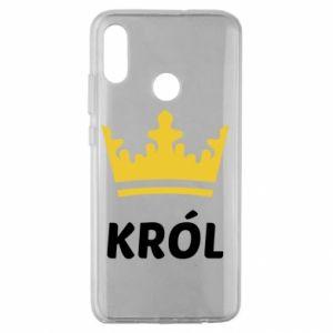 Etui na Huawei Honor 10 Lite Król