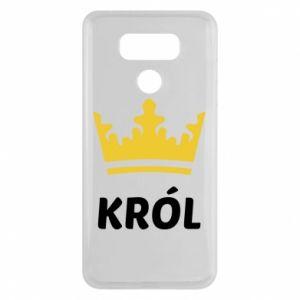 Etui na LG G6 Król