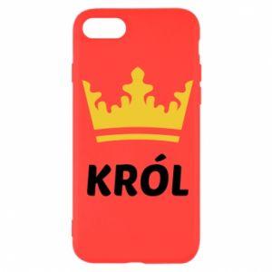Etui na iPhone SE 2020 Król