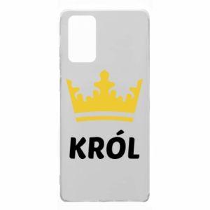 Etui na Samsung Note 20 Król