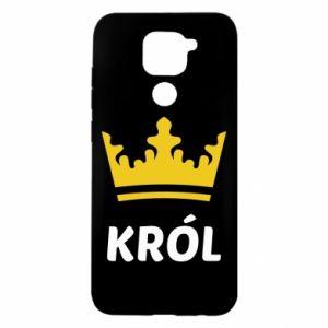 Etui na Xiaomi Redmi Note 9/Redmi 10X Król