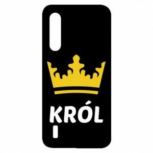 Etui na Xiaomi Mi9 Lite Król